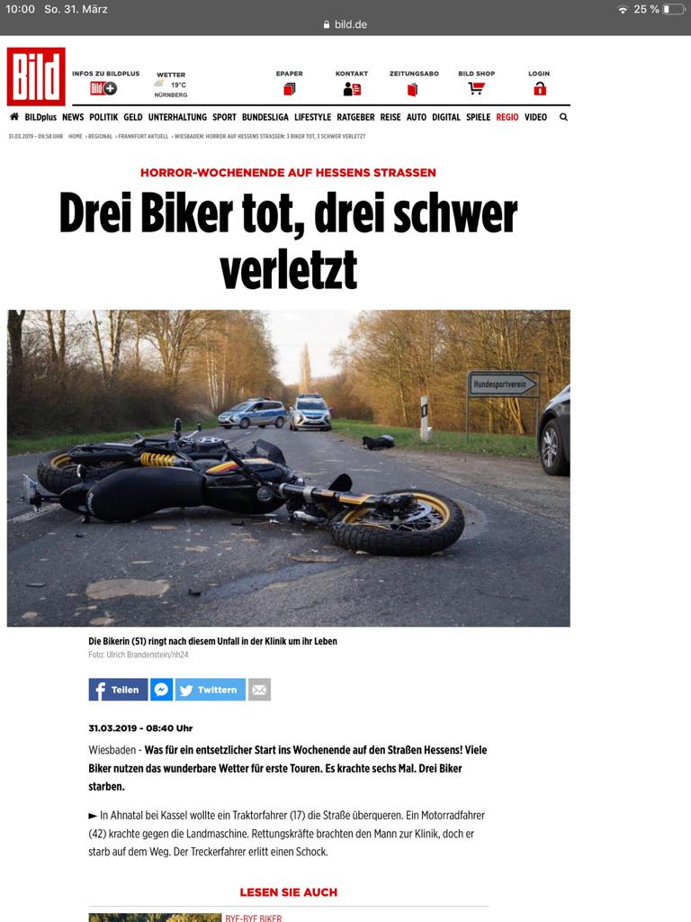 nh24 unfälle aktuell