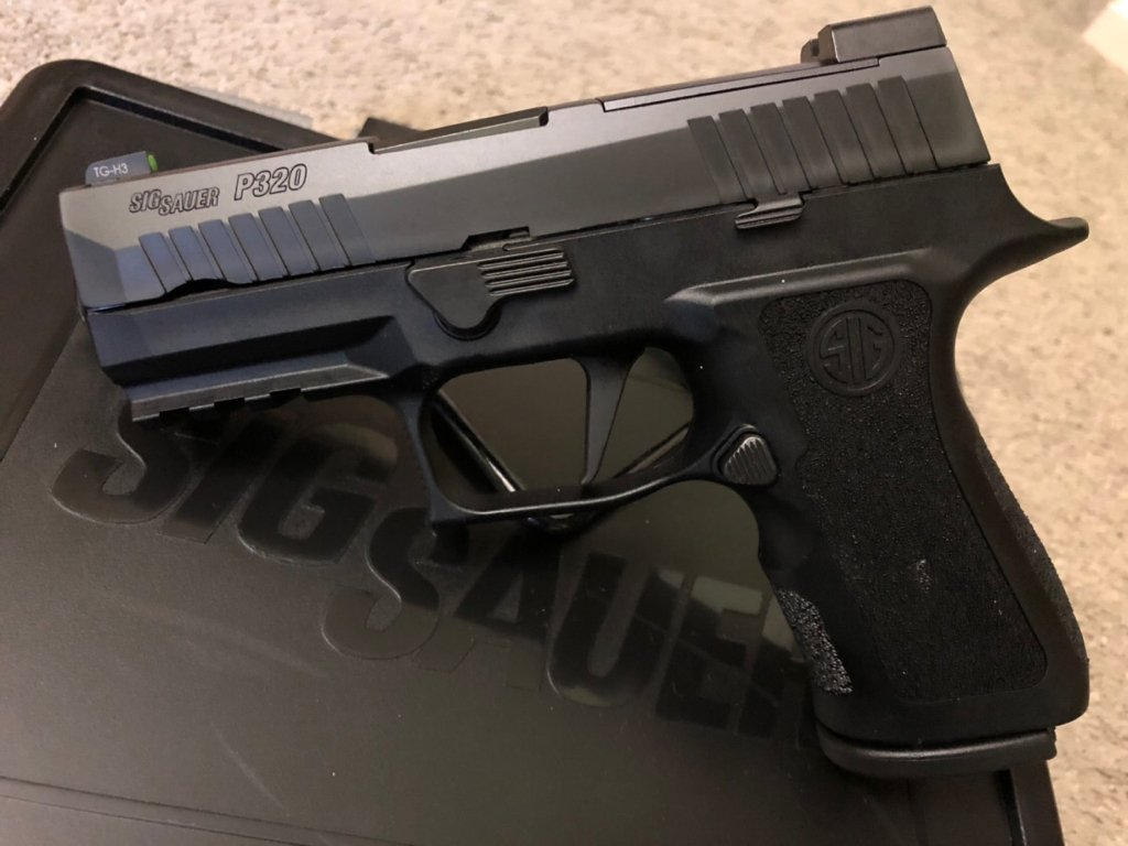 Sig P320 X-Compact | Springfield XD Forum