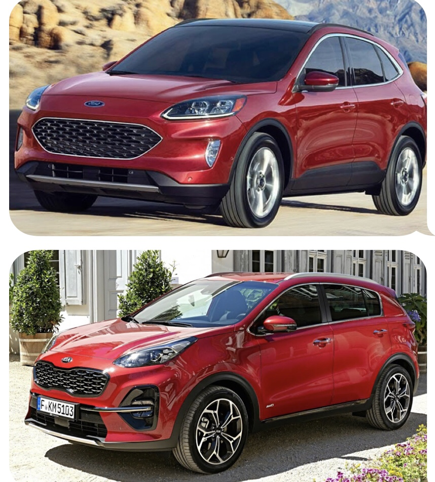 Thoughts On The New 2020 Ford Escape