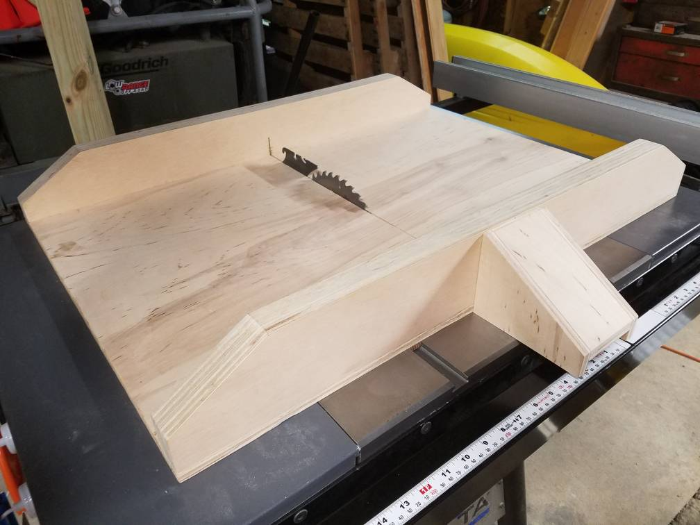 Crosscut Sled Woodworking Talk Woodworkers Forum