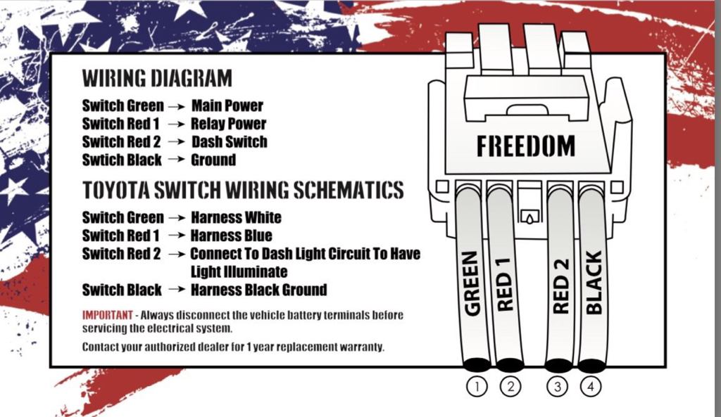 Baja Light Wiring Diagram