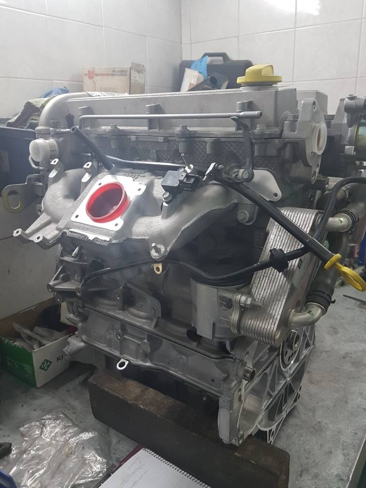 Engine swap - trionictuning com
