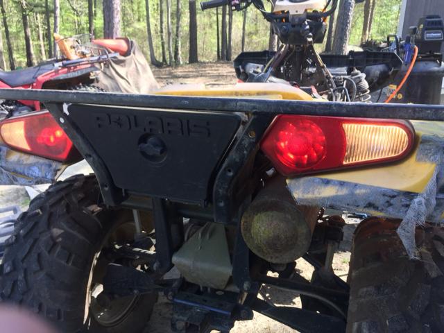 Polaris Trail Boss Ranger 325 330 400 500 Secondary Driven Clutch 1321848 New