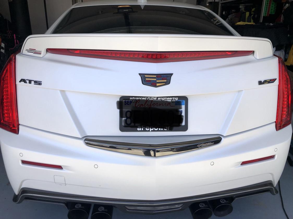 """Cadillac XTS /""""3.6/"""" Emblem!!"""