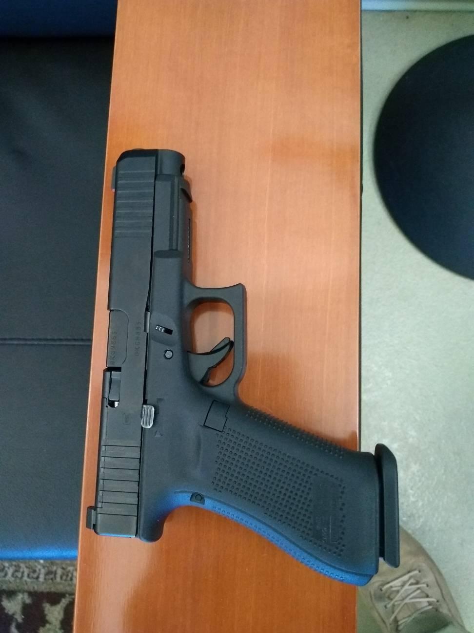 CBP Announces the Glock - Page 12
