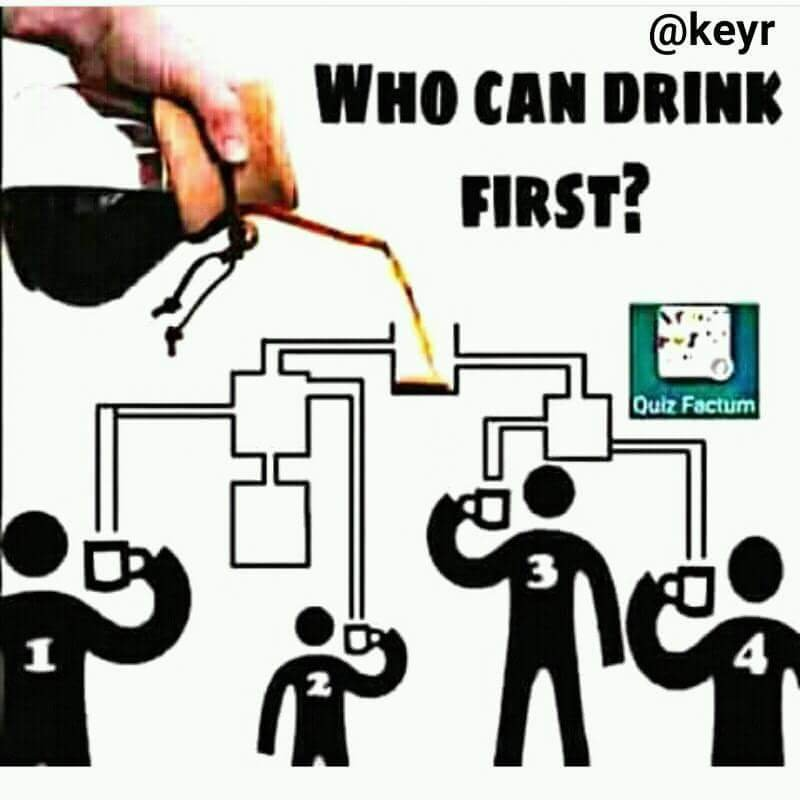 8a6e4ee28857efcc89e94495121c8839 - Who can drink first? - Jokes and Humor