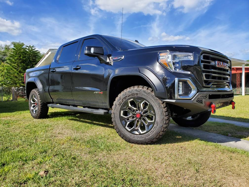 Gmc Dealer Tulsa >> AT4 vs Trail boss. Which is the better buy - Page 2 - 2019 ...