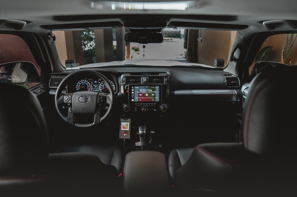 Alpine ILX-F309 Installed - Page 2 - Toyota 4Runner Forum - Largest