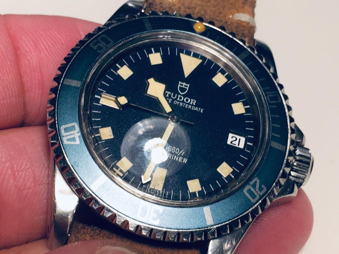 Tudor submariner snowflake - Ρολόγια Replica
