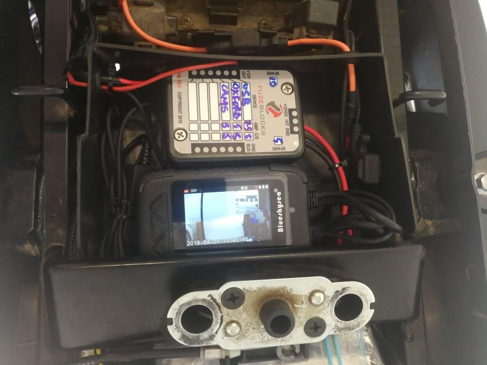 Blueskysea DV688 2Ch Dash Cam System - Stromtrooper