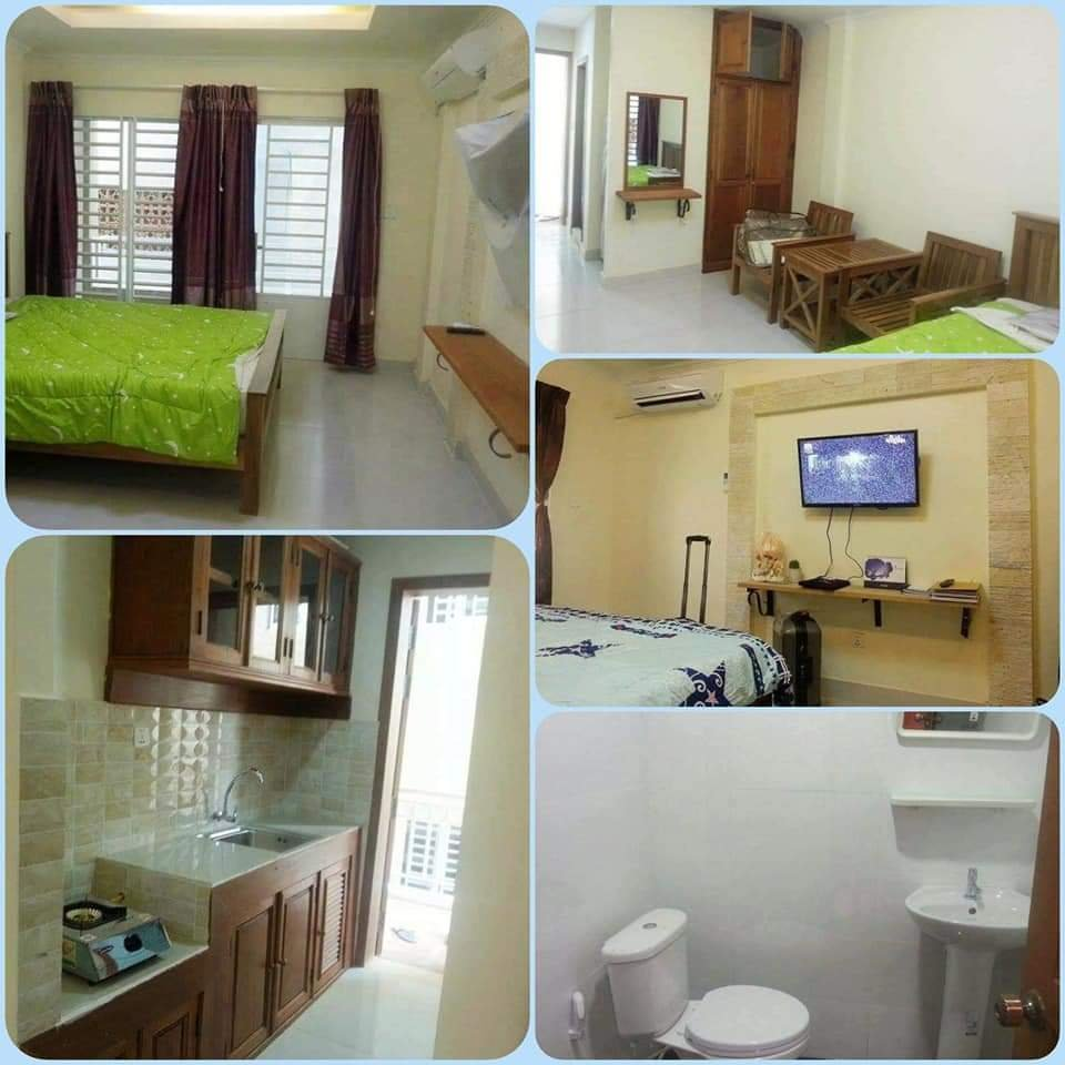 Apartments In My Area: Studio Room Apartment For Rent In BKK3 Area