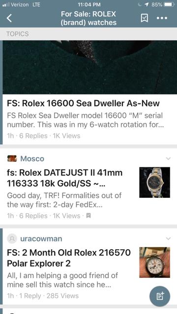 Dj41 vs  DJ II - Rolex Forums - Rolex Watch Forum