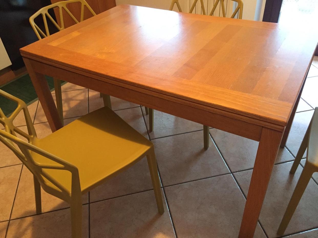 Restaurare Tavolo Legno Rovinato restauro tavolo da cucina! - italian woodworkers forum