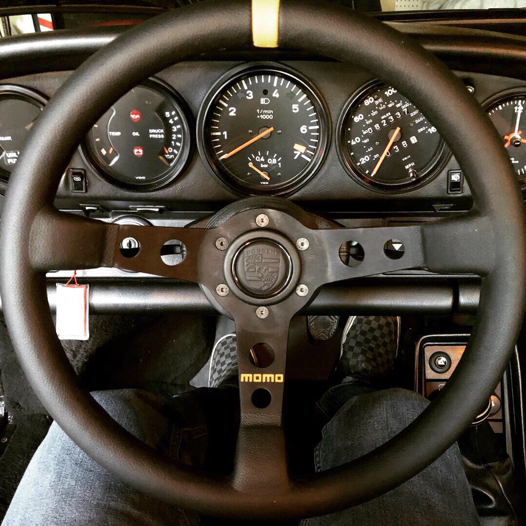 Show Me (please) Your Steering Wheels!
