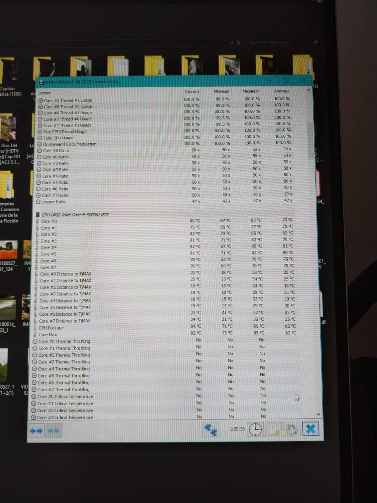 Oc i9 9900K y Aorus Master z390 | Overclocking | Foros ADSLZone