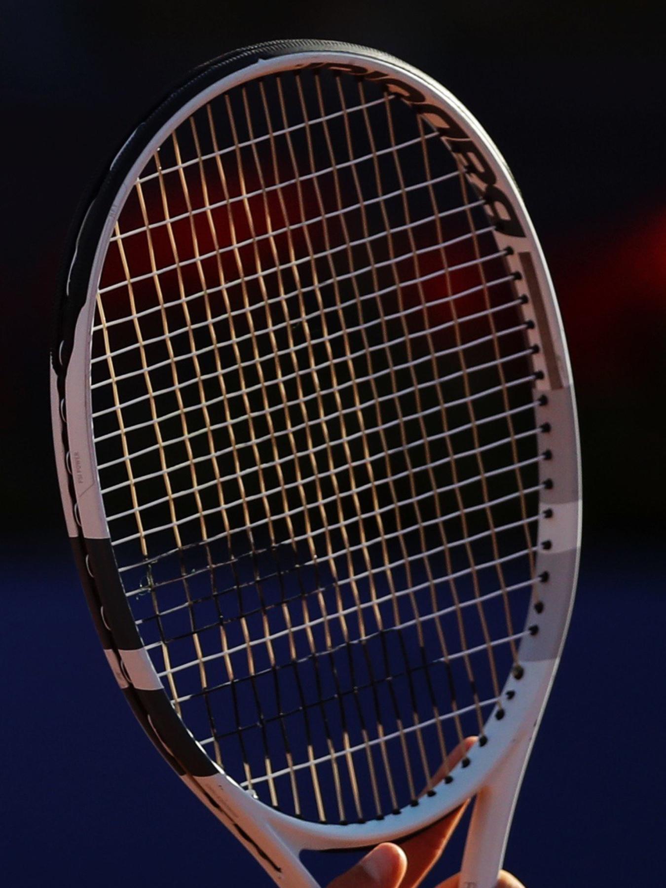 Dominic Thiem S New Strings At Indian Wells Talk Tennis