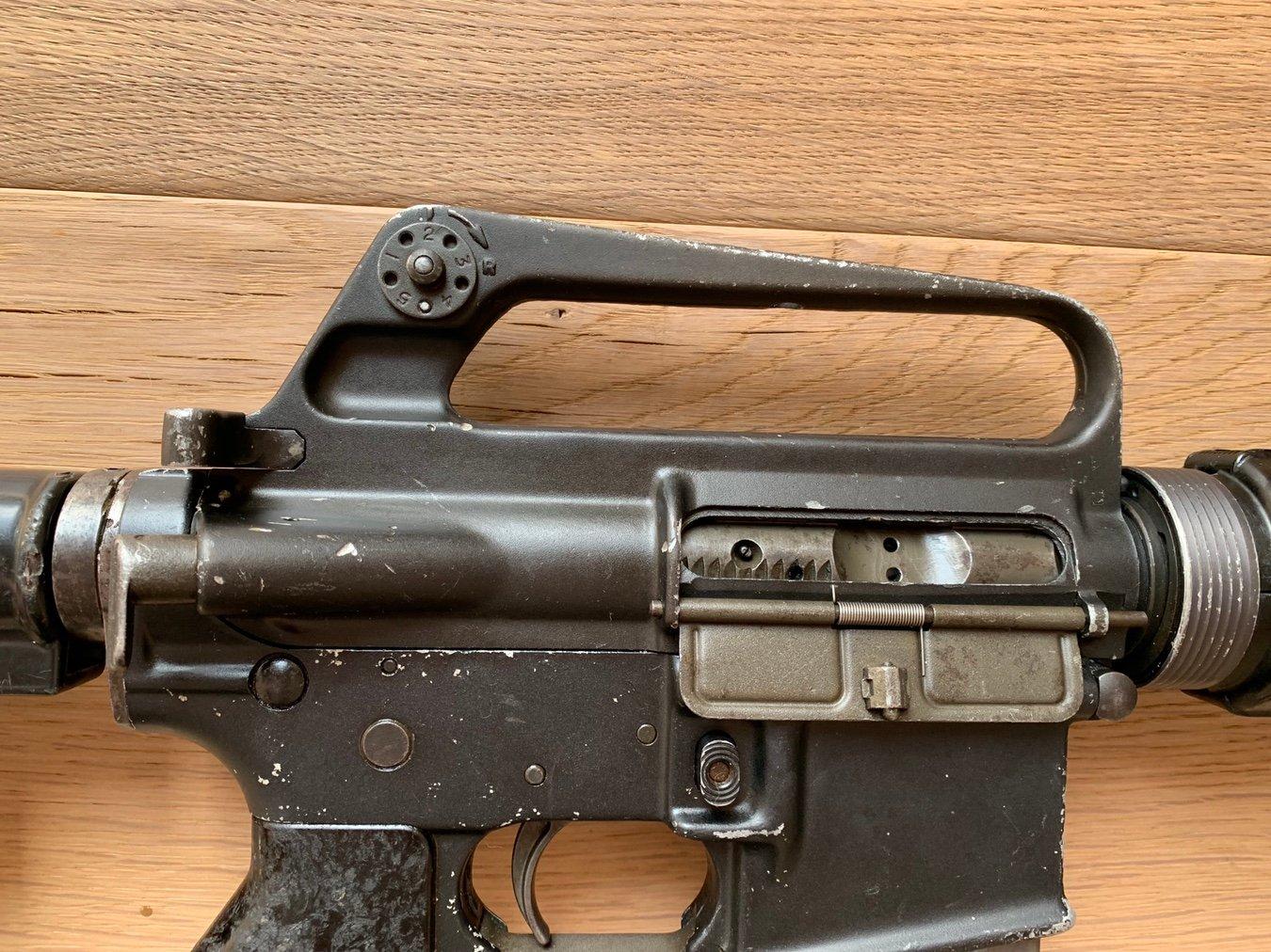 Colt CAR-15 XM177 E2 - 1911Forum