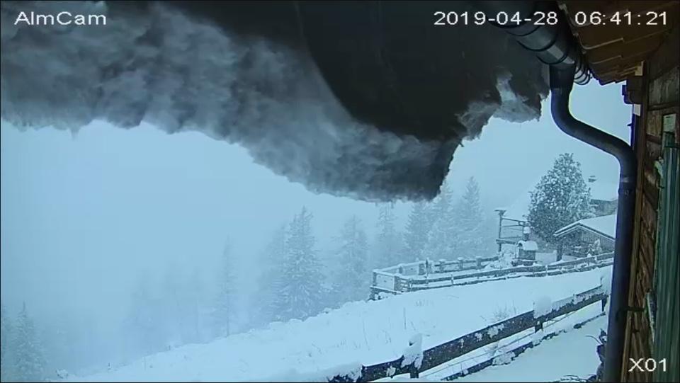 Schnee Im Süden 20182019 Seite 12 Skywarn Austria Forum