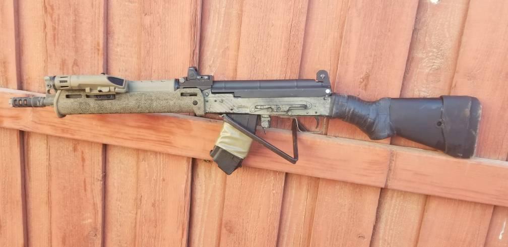 Featureless Rifles Picture Thread - Page 55 - Calguns net