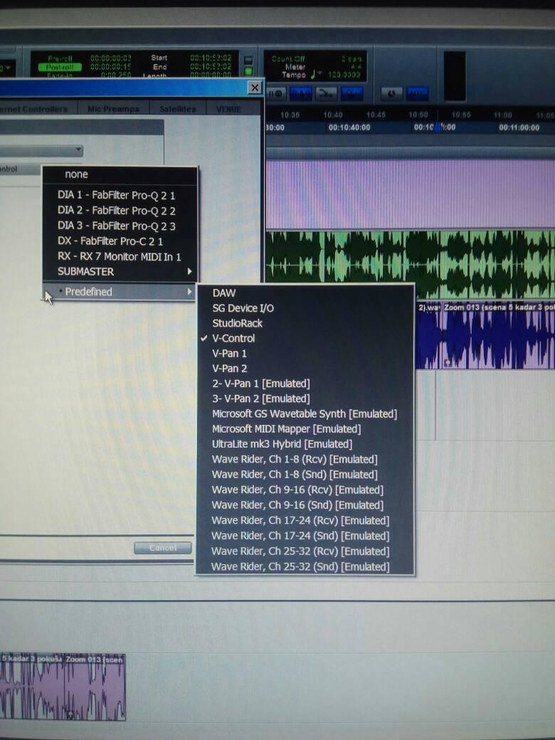 Mtc video slave setup - Avid Pro Audio Community