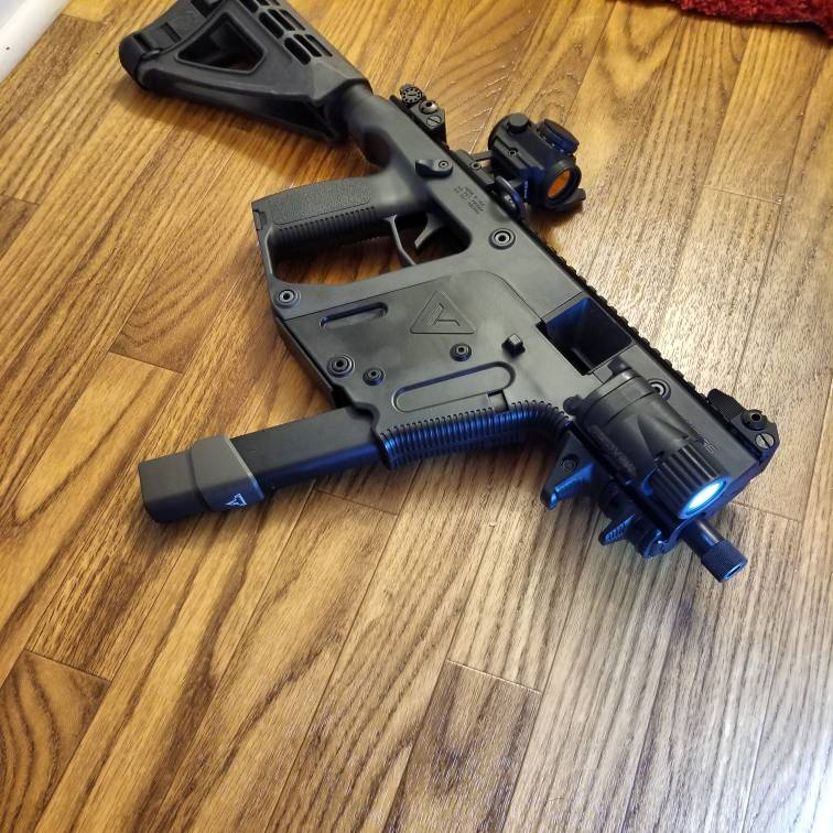 WTS: Kriss vector 9mm sdp