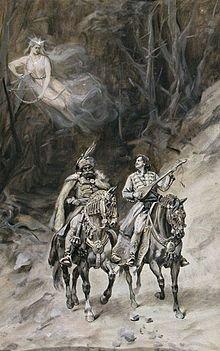 Supernatural beings in Slavic religion