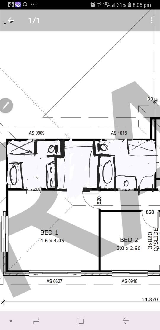 Need help on our bathroom layout