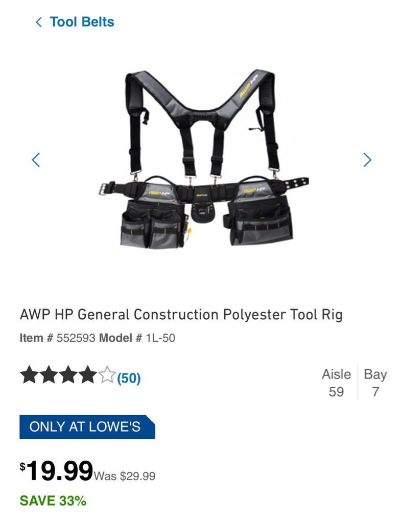 2019 Lowe's deals/sales/clearance thread - Page 82 - The