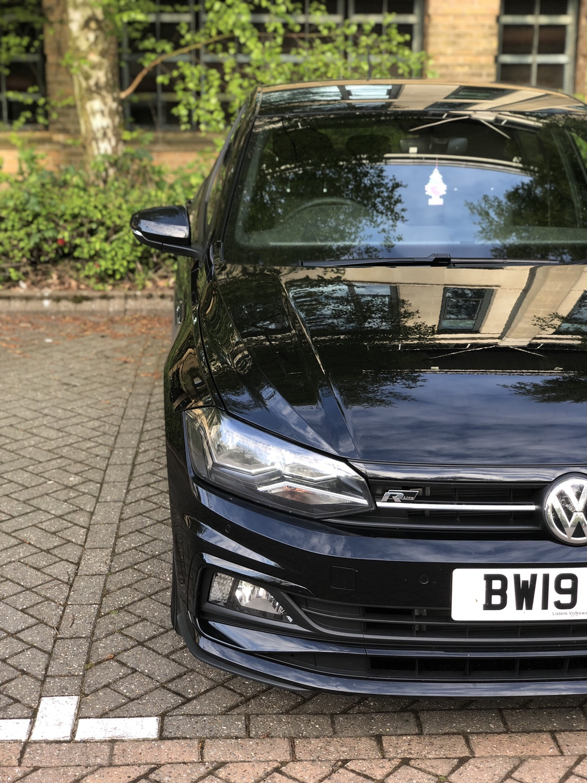 My Polo R Line - UK-POLOS NET - THE VW Polo Forum