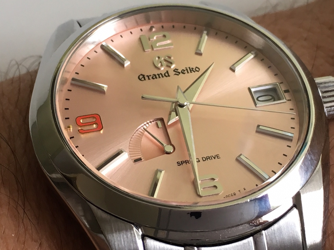 Grand Seiko Spring Drive, αυτόματο, quartz η και τα δύο? - Ιαπωνικές εταιρείες ρολογιών