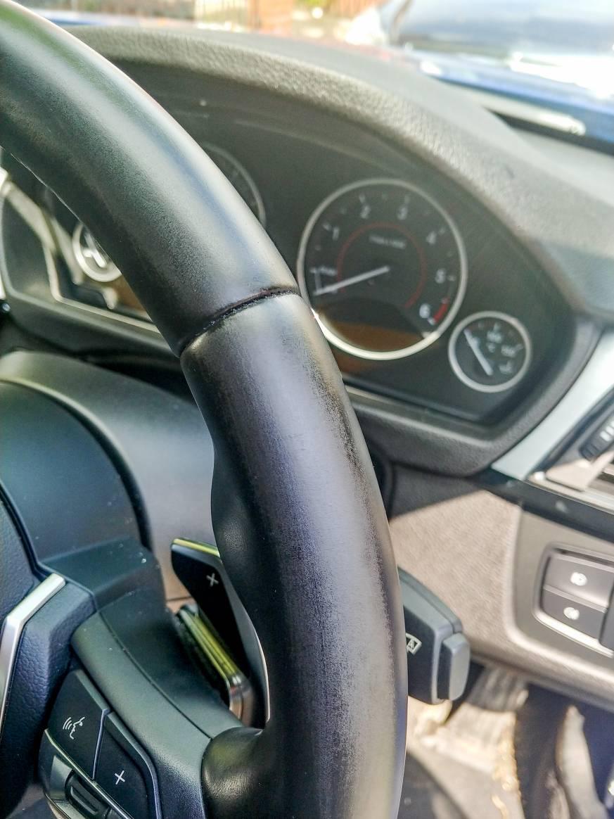 Steering Wheel Cleaner >> Leather Steering Wheel Detailing World