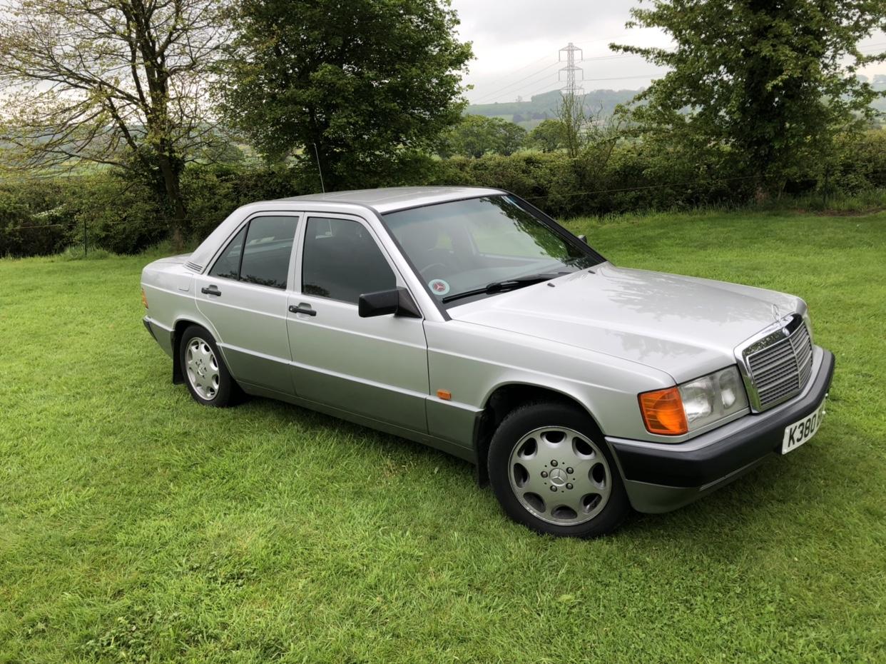 Mercedes 190E LE 1993
