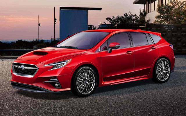 Will the real 2020 Subaru WRX STI please stand up? - Page 7