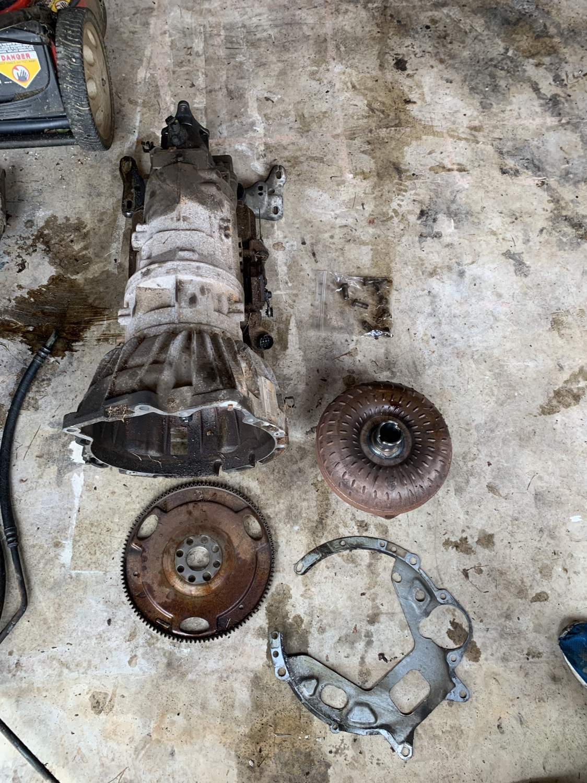 E46 FS : E46 Rebuilt Transmission & E39 Automatic Transmission