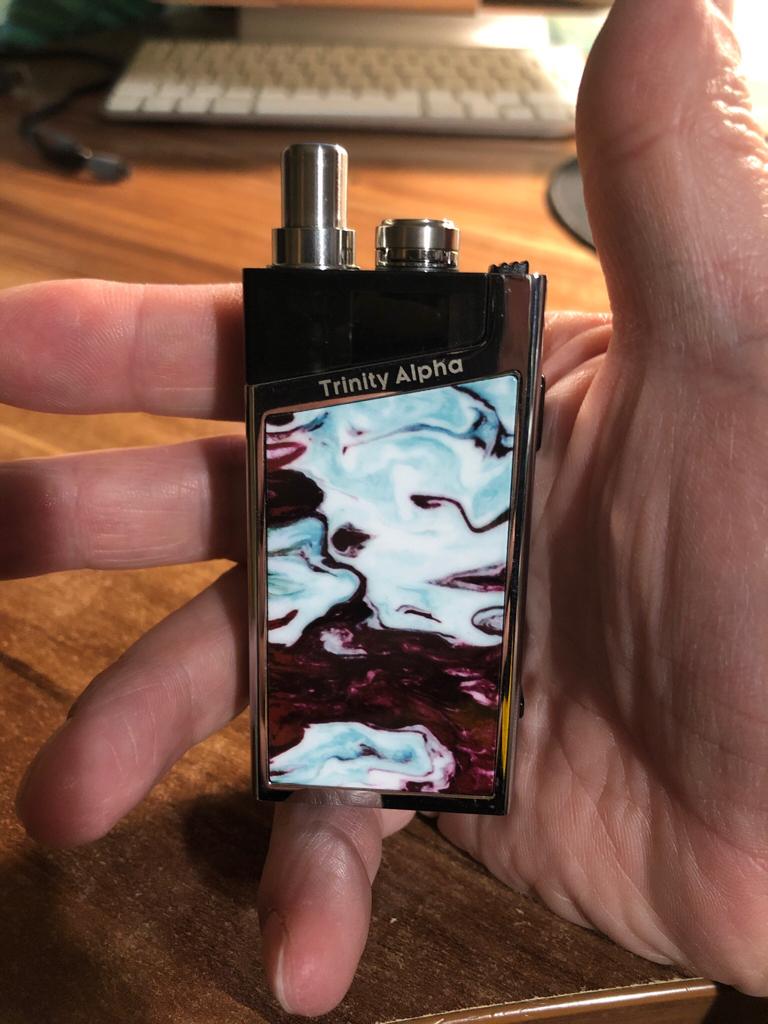 Smoktech SMOK Trinity Alpha 1000mAh  3303e0c57750c161f79fb7d02976b89e