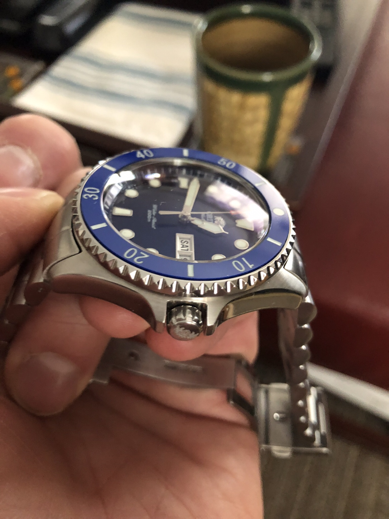 Double domed crystal with Yobokies bezel/inserts?