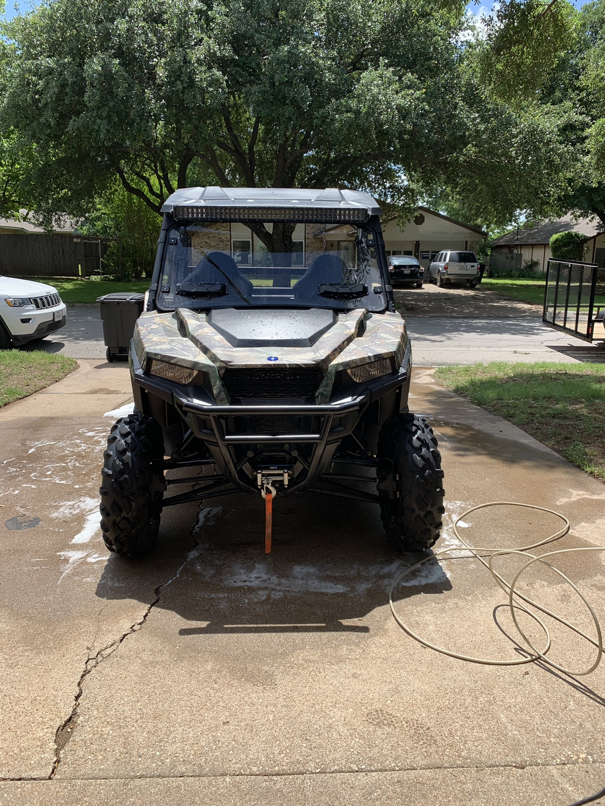 2019 Polaris General Eps Hunters Edition For Sale