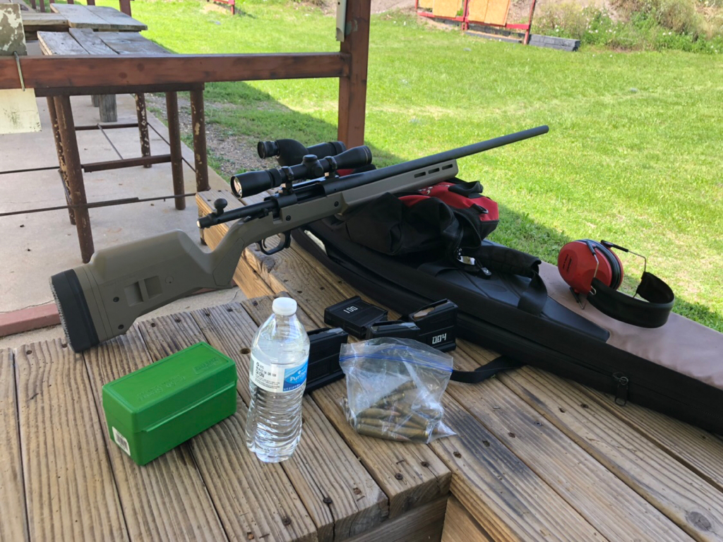 Remington 700 Magul vs  Ruger American Predator w/ the new