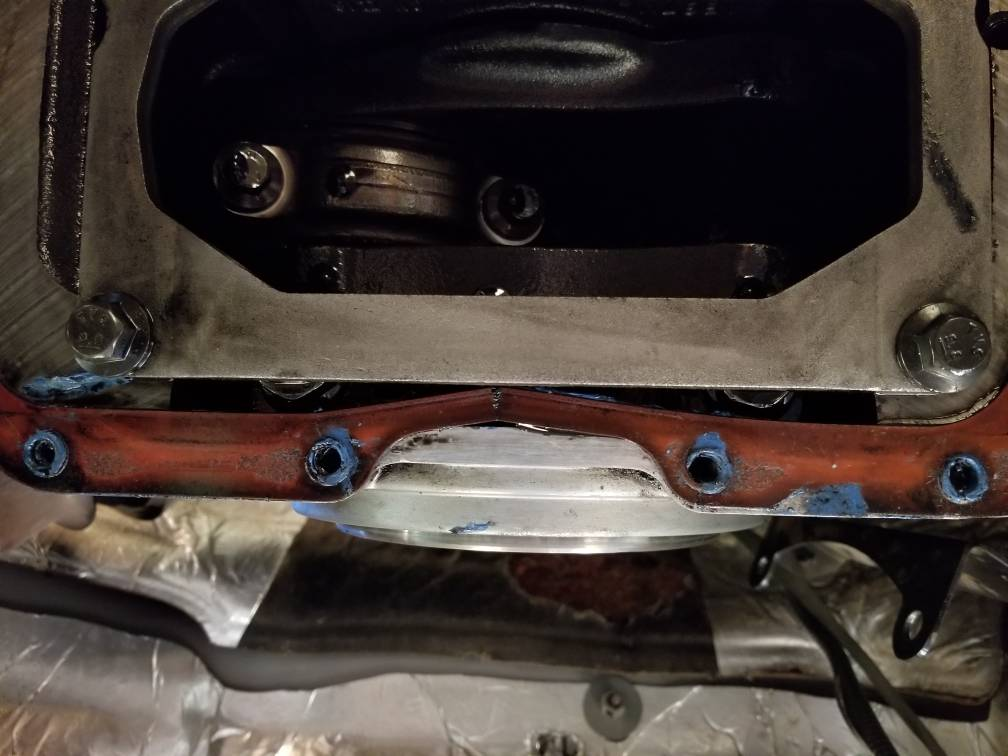 Remove Oil Pan Without Lifting Engine