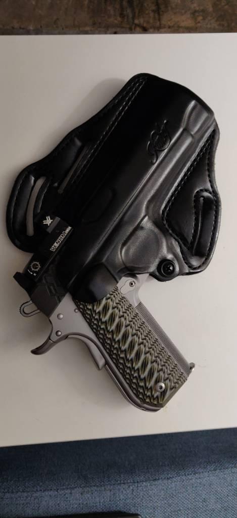 Got my holster! - Kimber Forum
