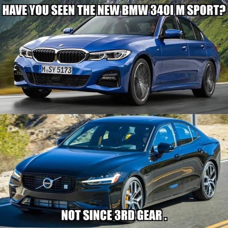 Buy Used Volvo: Should I Buy A Used BMW 330E 2018?