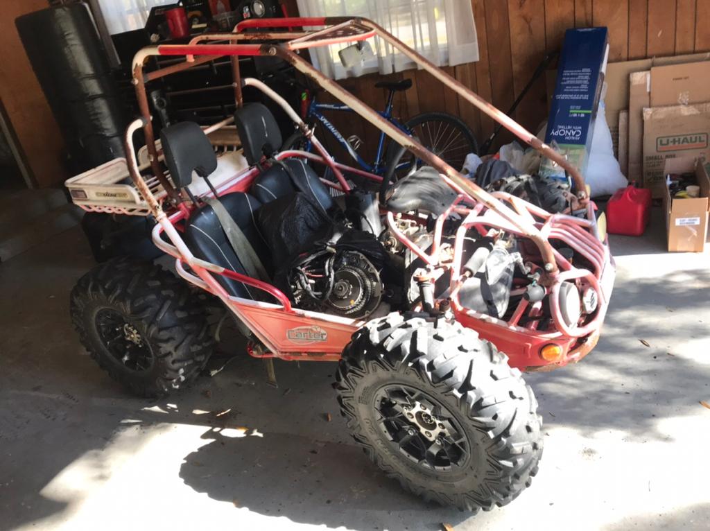 460 Carter Talon Build - DIY Go Kart Forum