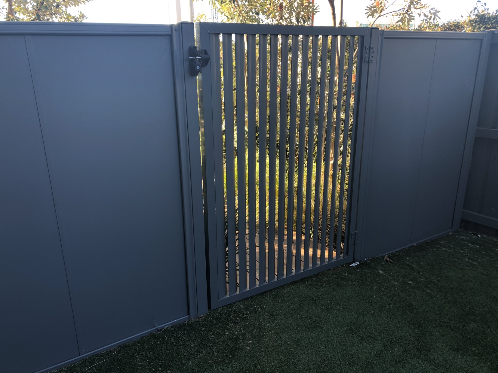 What fence is this?