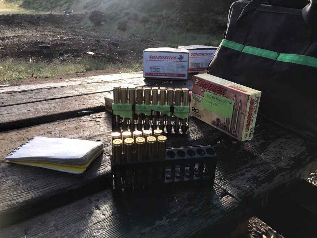Weird results first time reloading for my  270win | Page 2