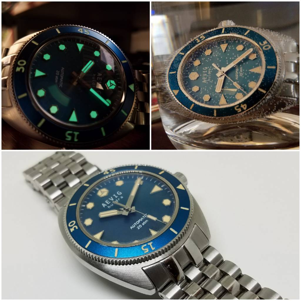 Show me your watches with a Seiko NH35 or Miyota 9015 movement with