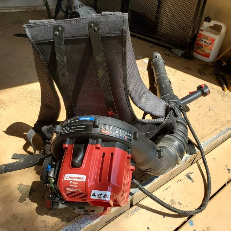 Sold Toro Backpack Leaf Blower 50 Carolinafirearmsforum