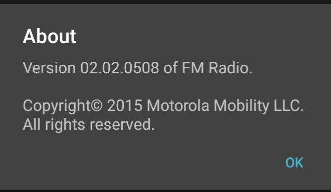 FM radio on Galaxy J3 Orbit - Page 2