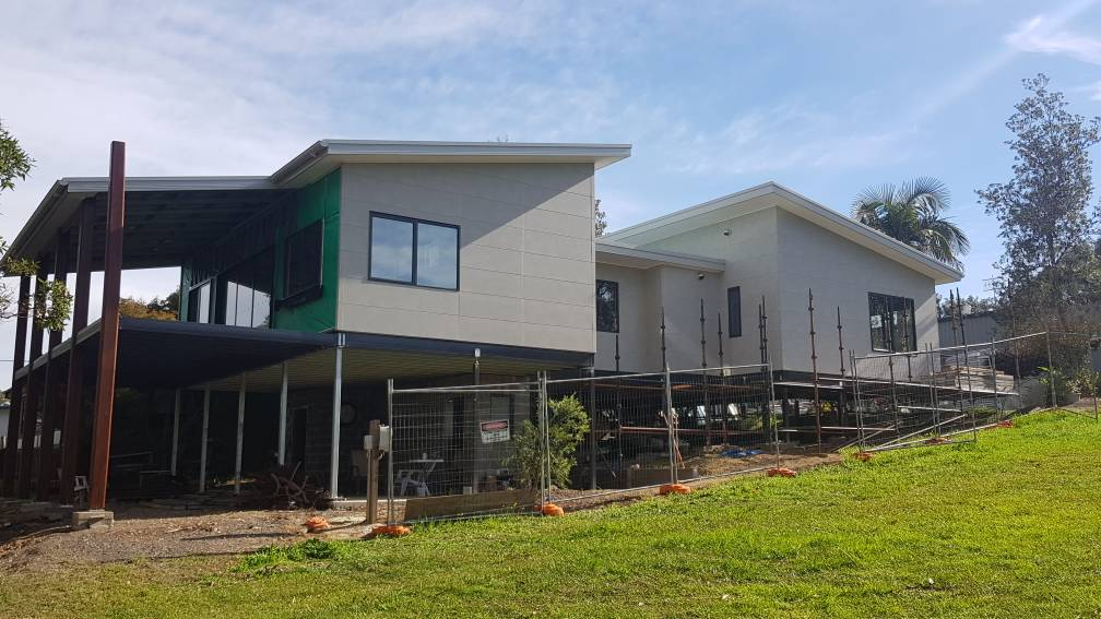 Building with weatherboard (or alternative) - Adelaide