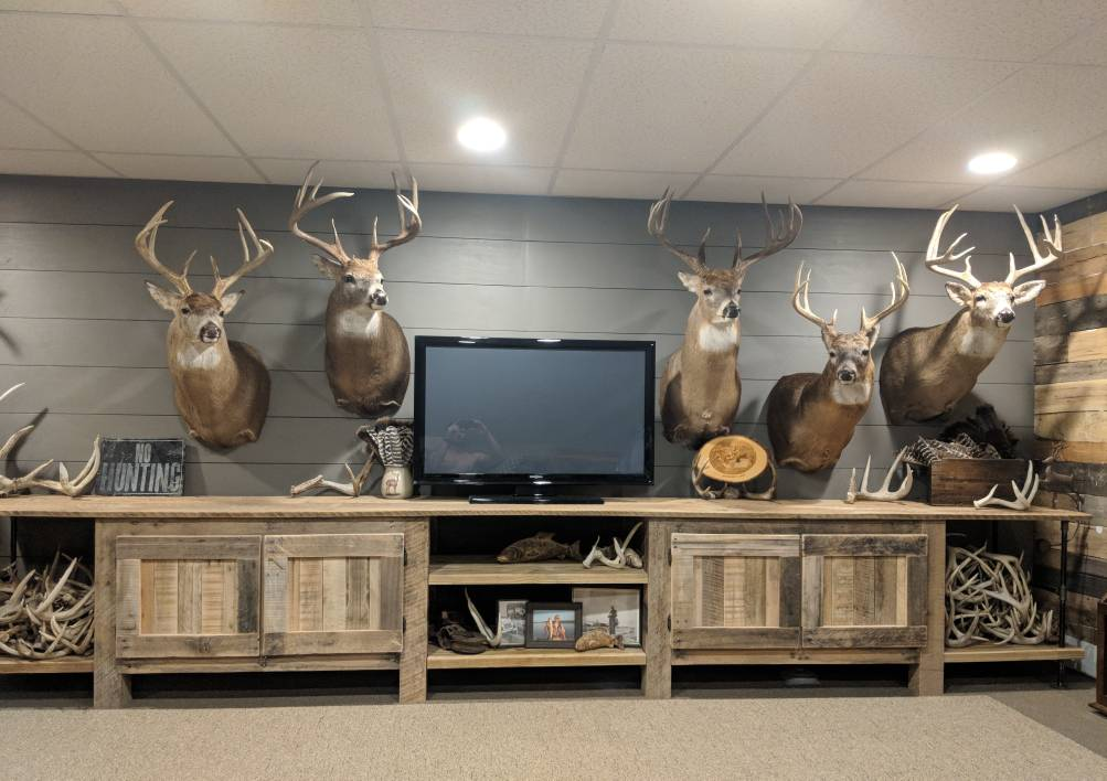 Trophy Room Upgrades Iowawhitetail Forums