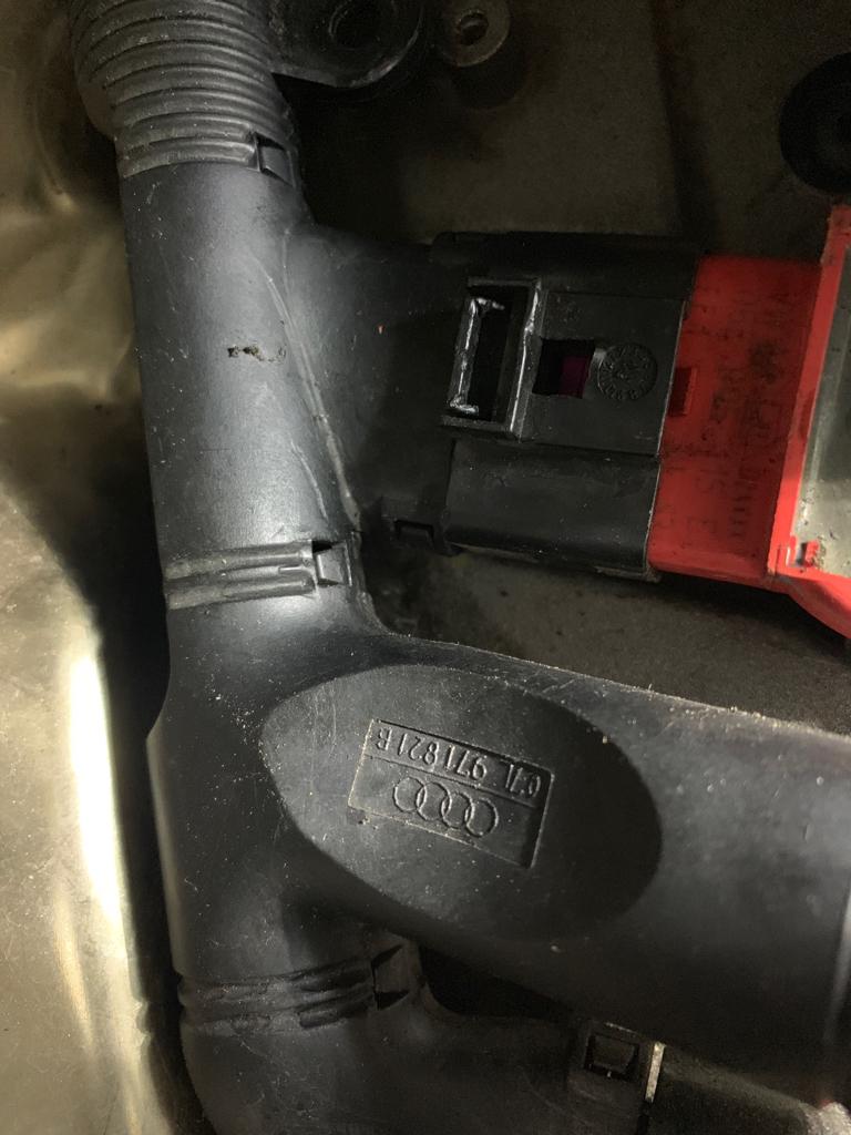 Spark Plug Removal